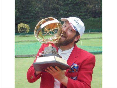 Ben Rotham wins the GCWC 2019